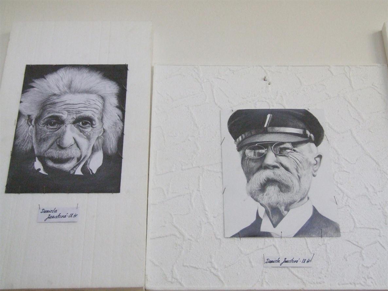 Vystava Atelieru Kresby A Malby Praha 12
